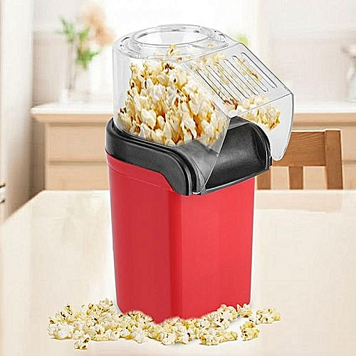 1Pc 1200W Mini Electric Pop-corn Maker Automatic Machine 220V EU Plug