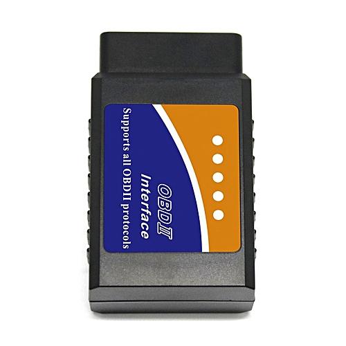 OR V03H2-1 Vehicle Car Auto Fault Diagnostic Scanner OBDII Bluetooth Code Readers Black