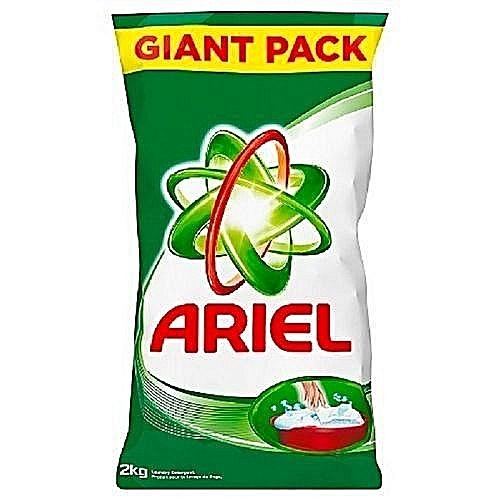 Ariel Detergent Giant Pack 2kg'