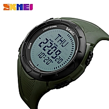 Men's Watches Watches Qualified Sunroad Military Digital Watch Mens Watches Top Brand Luxury Heart Rate Monitor Sport Wrist Watch Clock Saat Relogio Masculino