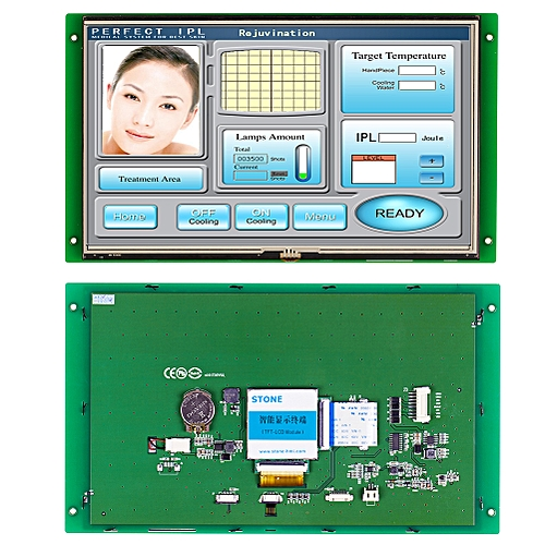 Embedded 10.1 Inch Display Module With Touch Screen