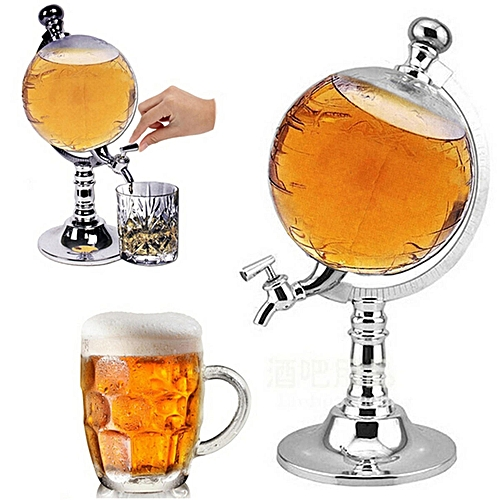 Globe Shaped Wine Drink Dispenser