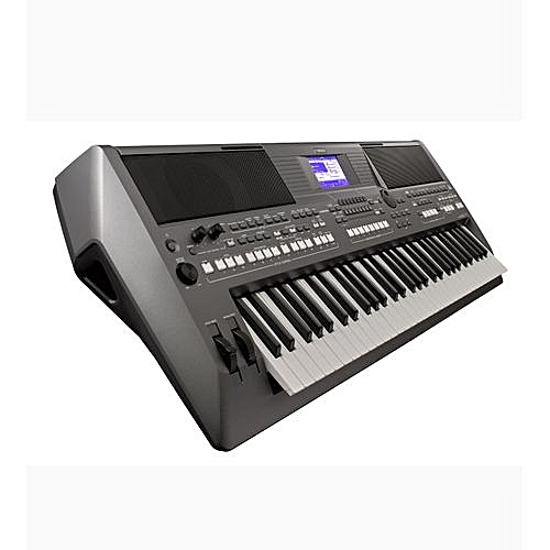 YAMAHA KEYBOARD PSR-S670 WITH POWER PACK