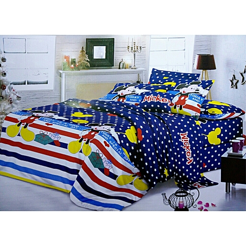 PIMA COTTON KIDS DUVETS AND BEDSHEETS (STYLE OF THE JUNIORS)