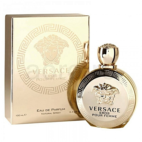 fc5d344387 Versace Eros Pour Femme EDP 100ml For Her | Jumia NG