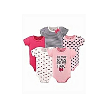 d745d9a90 Buy Baby Girl's Bodysuits Products Online in Nigeria | Jumia