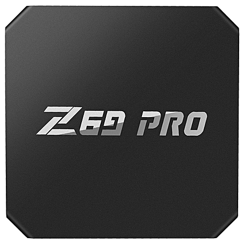 Z69 PRO TV Box Amlogic S905W / Andriod 7.1 / 2.4G Wi-Fi / 100Mbps