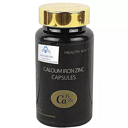 Calcium Iron Zinc Capsules