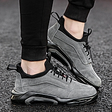 6d66dadbc1a Men Running Shoes Sport Shoes Fashion Sneakers Men  039 s Breathable Casual  Athletic Trainers
