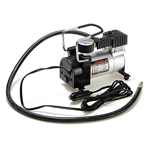 Air Compressor Heavy Duty 12V 100PSI Pump Electric Tire Inflator Car Care