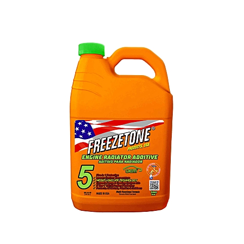 Radiator Coolant And Corrosion Inhibitor - Green