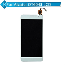 For Alcatel One Touch Idol X+ X Plus OT6043 LCD Display+Touch Screen Digitizer + Tools for sale  Nigeria