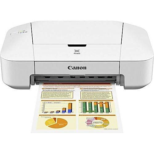 PIXMA IP2840 Inkjet Document/Photo Printer - White