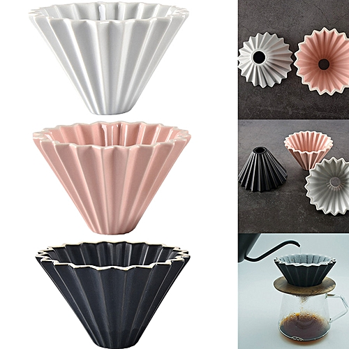 Japanese V60 Coffee Dripper Filter Cup Filter Paper Holder