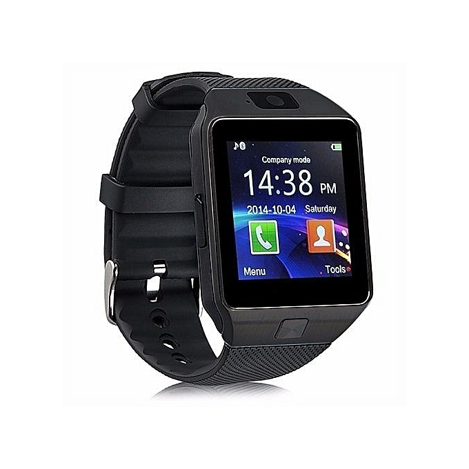Generic DZ09 Bluetooth Smart Watch With Camera  d2aebe0aa996