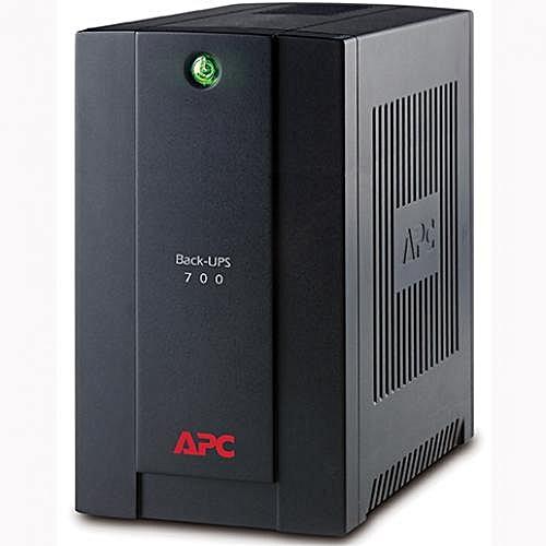 Back-UPS 700VA With AVR, 390 Watts & USB Port BX700UI