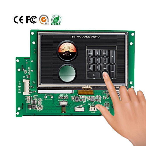 "Embedded Smart 5.0"" LCD Touch Screen For Medical Equipment"