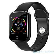 Used, Smart Watch Fitness Tracker Watch-Black for sale  Nigeria