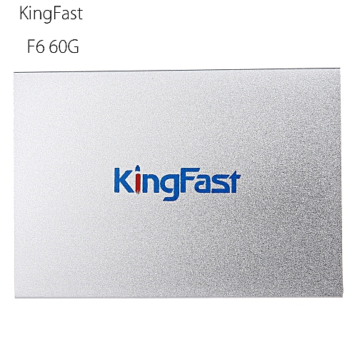 KingFast F6 60 / 128GB 2.5 Inches Computer Solid State Drive-SILVER
