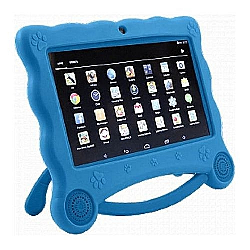 Children Tablet 7'' Android 7.0 16GB, 1GB (Pre-Installed Educational Apps) + Free Case & Gift