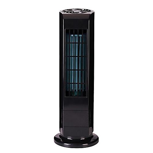 Jummoon Shop New Mini Portable USB Cooling Air Conditioner Purifier Tower Bladeless Desk Fan