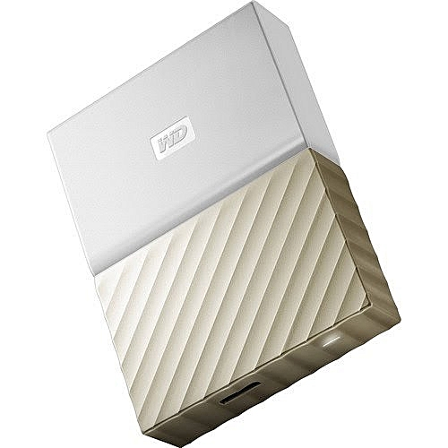 My Passport Ultra WD 4TB Portable External Hard Drive USB 3.0 With Auto Backup & Password Protection
