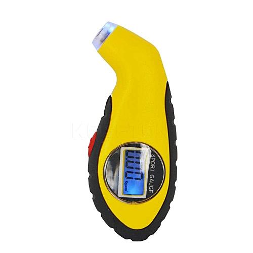 Digital Display Tire Pressure Gauge Switchable PSI, BAR, KPA