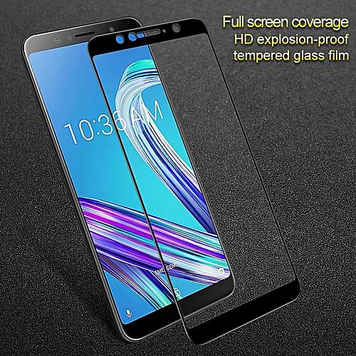 6f1cd998ea0 Imak Asus Zenfone Max Pro M1 ZB601KL ZB602KL Full Cover Tempered Glass
