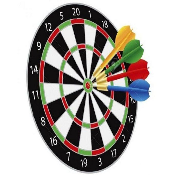Lambano Throwing Dart Board Games - Multicolour
