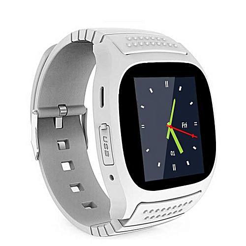 Smart Watch Wrist Dial Remind Pedometer SmartWatch