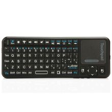 KP-810-10BTTL Mini Bluetooth Keyboard Mouse Touchpad For  PC Laptop Tablet