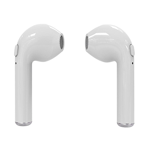 TWS I7 Wireless Bluetooth Stereo Earbuds For Smartphones