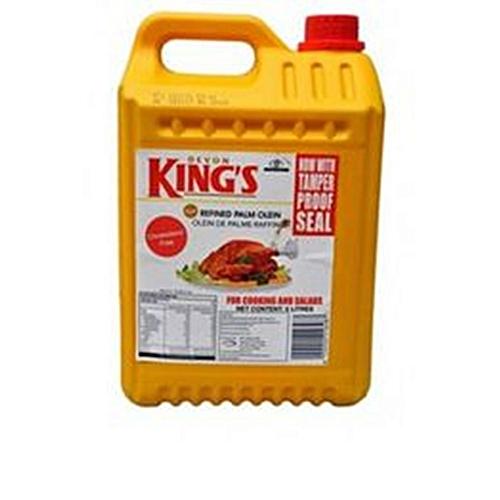 DEVON KING'S Vegetable cooking Oil- 5 liters