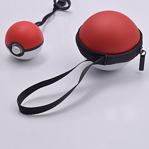 Storage Bag Carry Case For Poke Ball Plus Pokemon Lets Go Pikachu Eevee Game