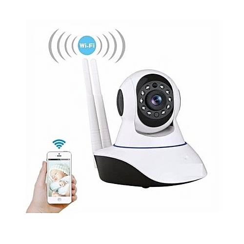 Mobile View Standalone P2p Wifi Cctv Camera With Voice