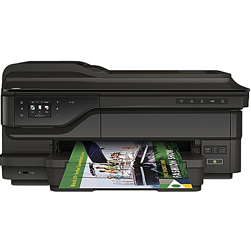 - Officejet 7612 Wide Format E-All-in-One A3 Coloured Printer