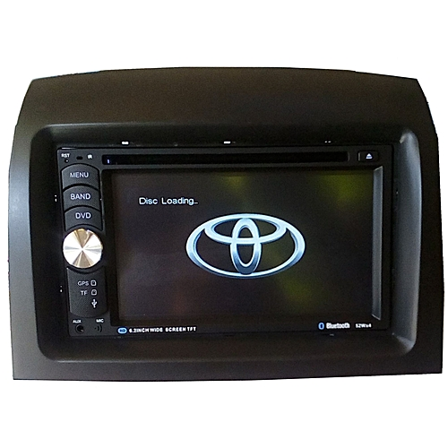 Toyota Sienna Touch Screen Car DVD Player For 2004 - 2009 + Reverse Camera