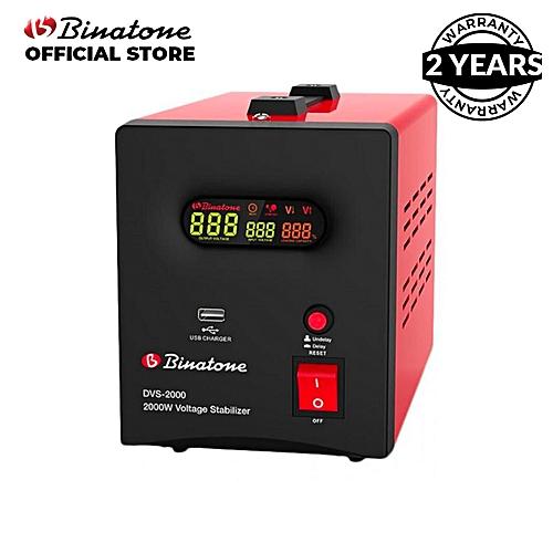 Digital Voltage Stabilizer - DVS 2000