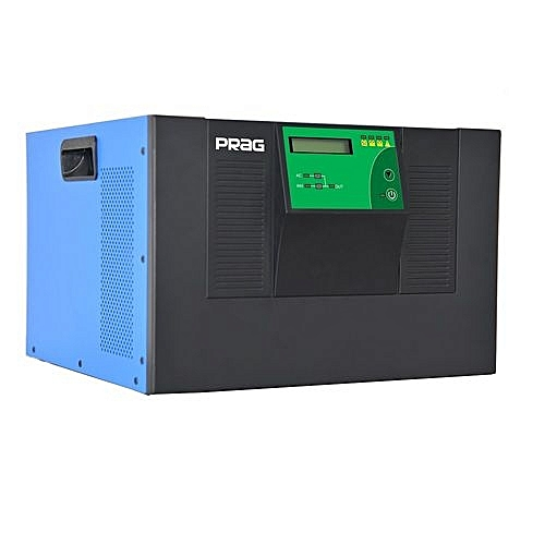 Prag 1.5KVA 24V Inverter -- Advanced Digital Pure Sine Wave Inverter Technology