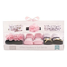 Hudson 3 Baby Headbands Elegant And Sturdy Package Baby Accessories