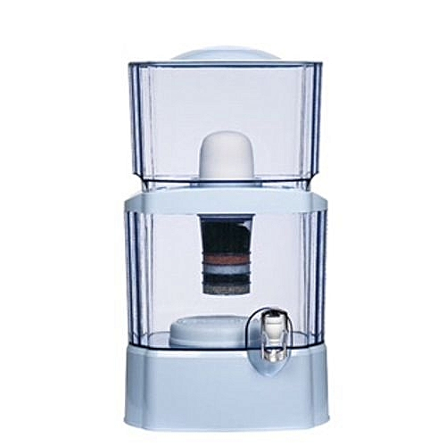 Water Purifier Filter And Dispenser - (24 Litres) + Free Akaline PHTester