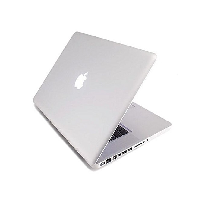 uk availability 44462 012ea Apple MacBook Pro Hard Case 15 Inch 2016/2017 Edition Silver