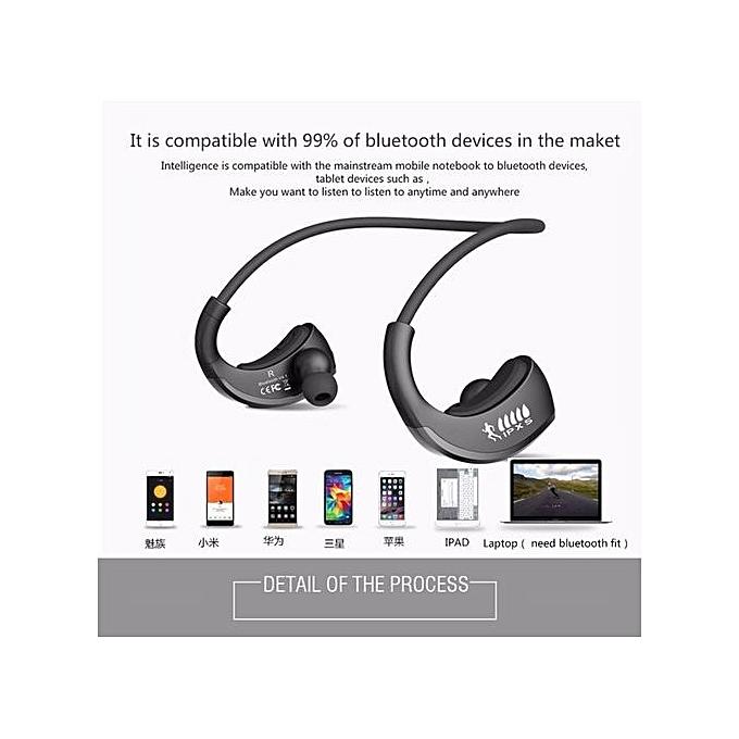 LEBAIQI DACOM Armor G06 Bluetooth Headphone Sport Earpods IPX5 Water-Proof  Wireless Headset Anti-sweat Earphone With Microphone