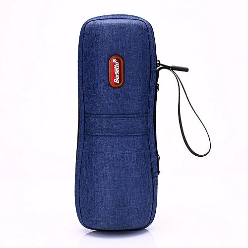 Portable Coffee Maker Case For Barsetto Tripresso Espresso - Blue