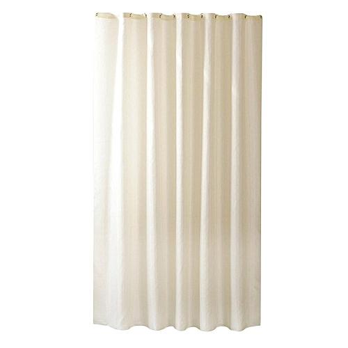 Curtains Salon Durable Waterproof Mildew-proof Lightproof Bathroom Curtain With Hooks Cortinas