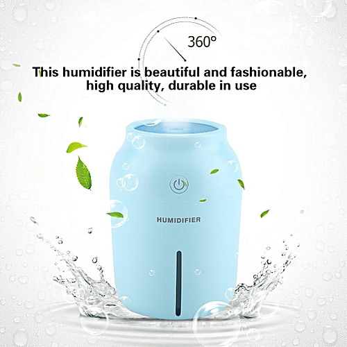 Mini USB Humidifier Diffuser Essential Oil Humidifier Air Aromatherapy Bedroom