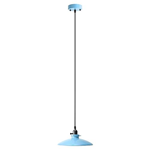 Modern Vintage Industrial Pendant Antique Loft Ceiling Light Metal Lamp Shade