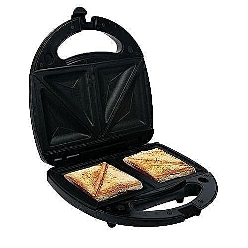 Sandwich Toast-bread Maker- 2 Slices Bread Toaster/Toasting Machine
