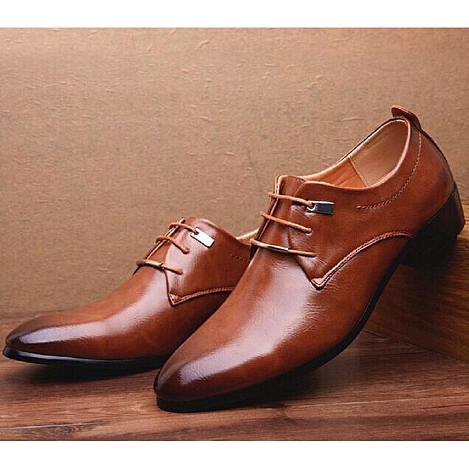 022ec90d7599 Fashion MENS FORMAL OXFORD SHOE | Jumia NG