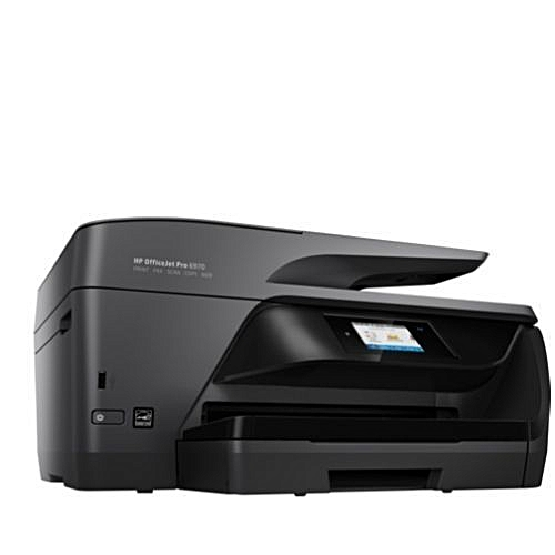 Office Jet Pro 6970 All-in-One Wireless Printer - T0F33A